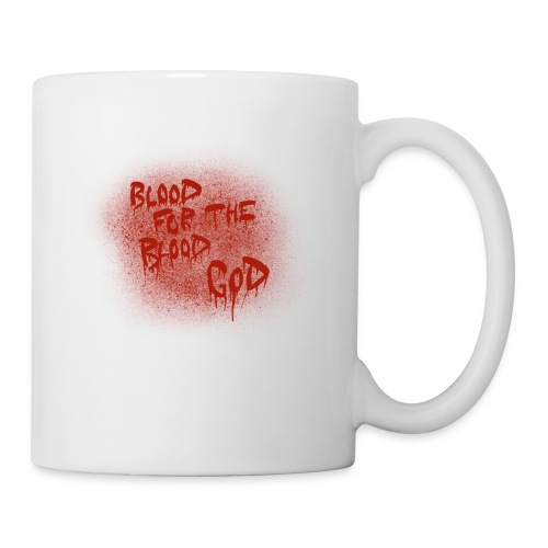 Blood For The Blood God - Mug