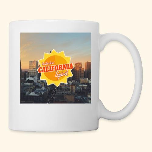 California Spirit City - Mug blanc