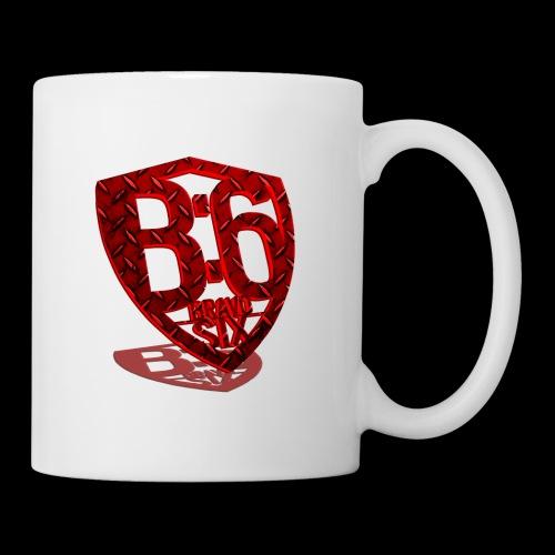 BRAVOSIX 3D Redpoint - Tasse