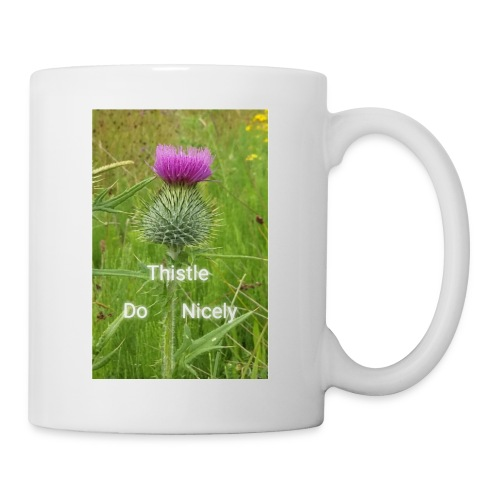IMG 20180301 221949 Thistle Do Nicely - Mug