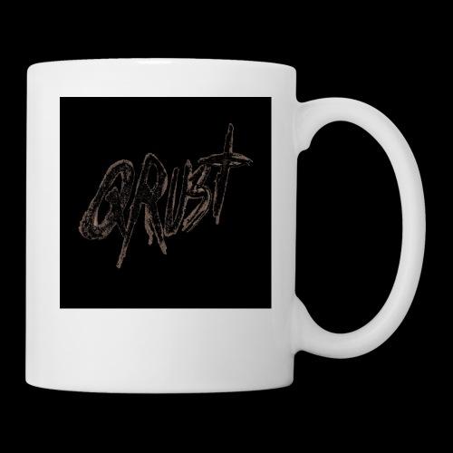 -Logo Qrust- - Mug blanc