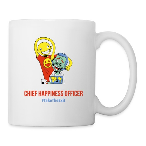 Mug for the Happy Ones - #TakeTheExit - Mug