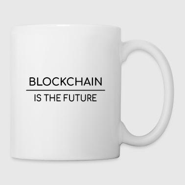 Blok Chain to przyszłość - Kubek