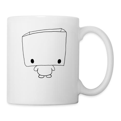 Box-Chan - Mug blanc