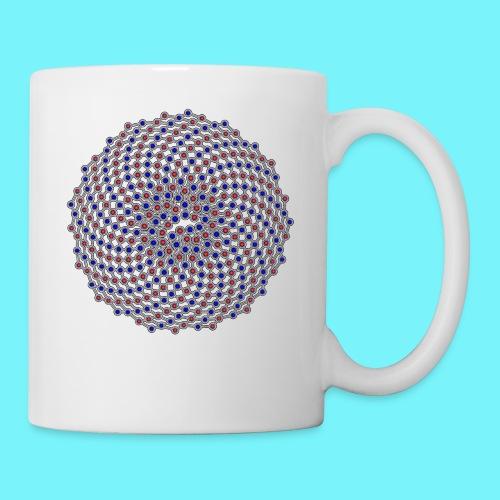 Fibonacci network one - Mug