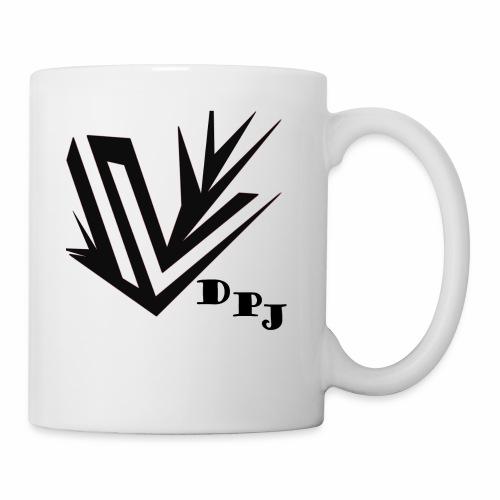 dpj - Mug blanc