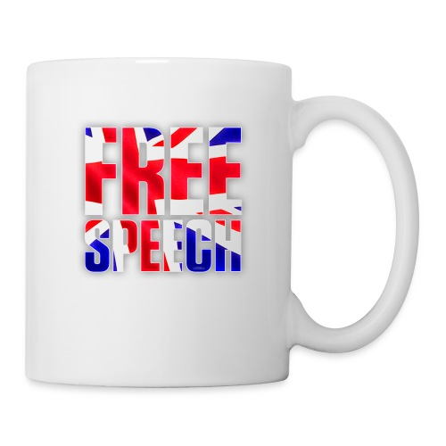 Free Speech UK Alt.1 - Mug