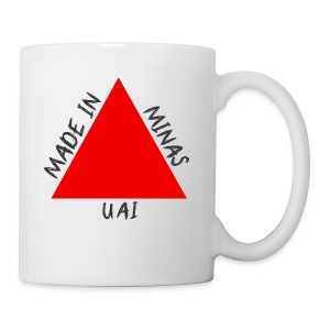 BRESIL - Made in Minas - Mug blanc