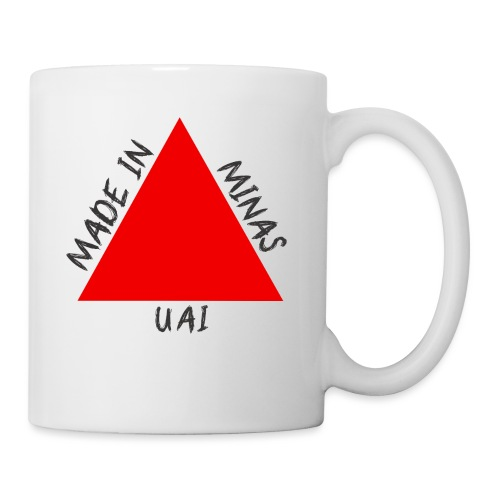 BRESIL - Made in Minas - Mug blanc
