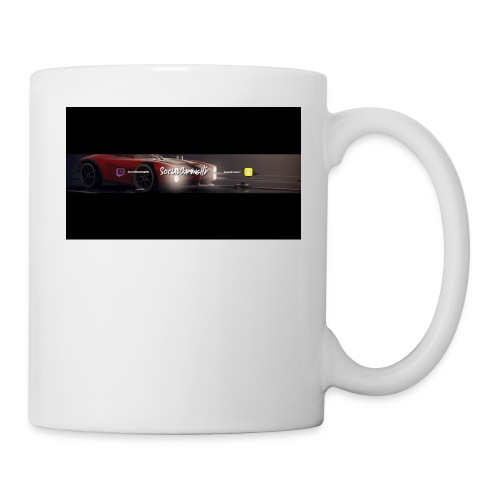 Newer merch - Mug