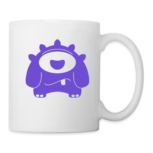 Main character design from the smashET game - Mug