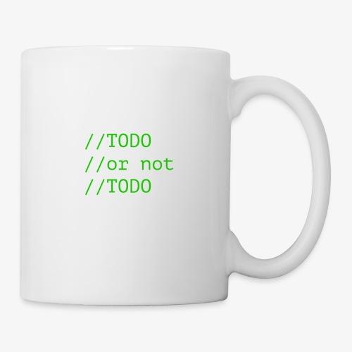 TODO or not TODO - Kubek