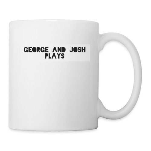 George-and-Josh-Plays-Merch - Mug