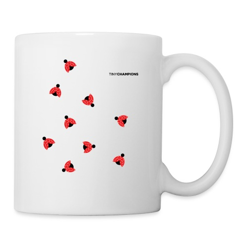 ladybird 2 design tc - Mug
