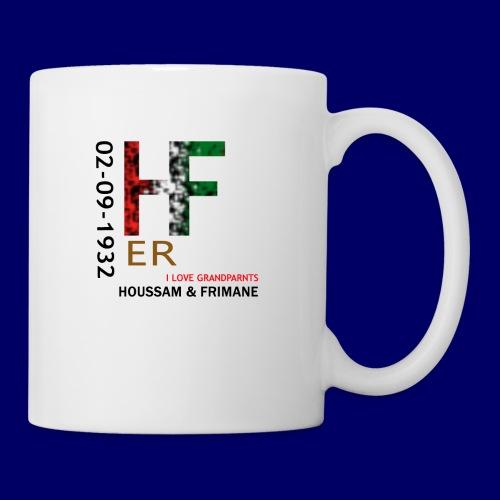 H&F ER - Tazza