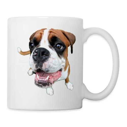 Boxer Rex dog - Mug