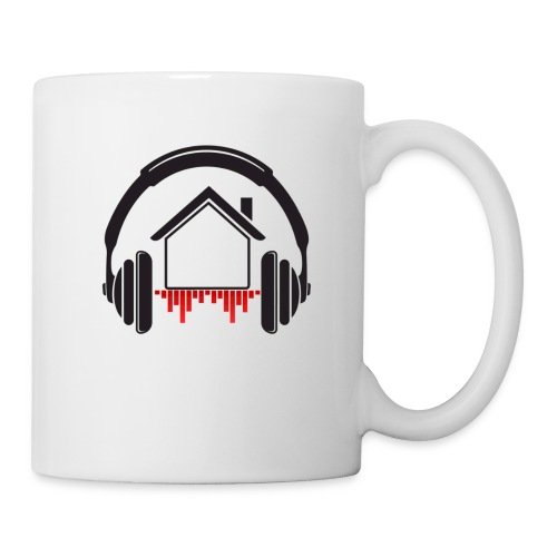 mix at home Logo - Mug blanc
