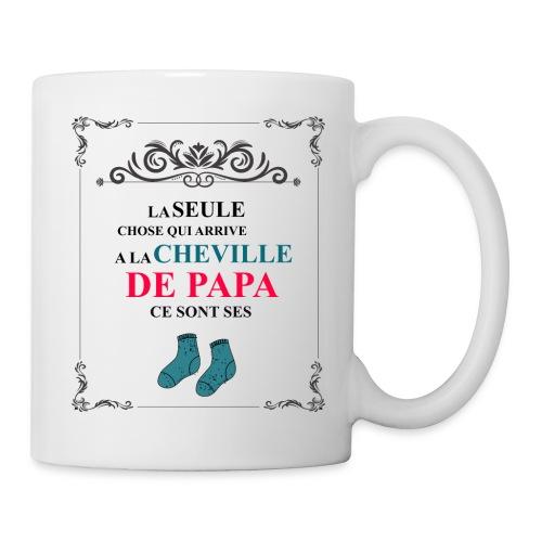 Fête des pères - Mug blanc