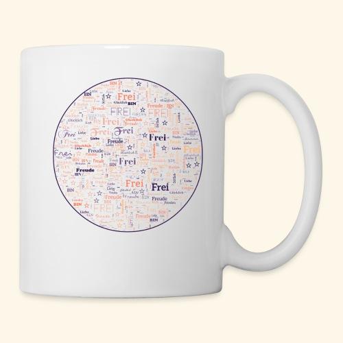 Ich bin - Tasse