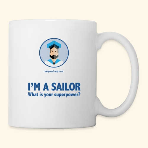 SeaProof Superpower - Tasse
