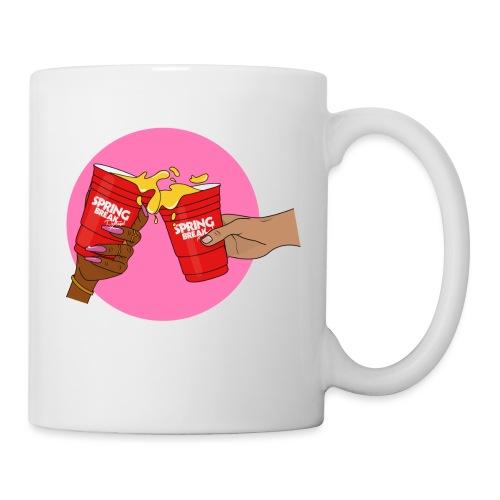 Pink/Red - Spring Break Portugal 2019 - Mug