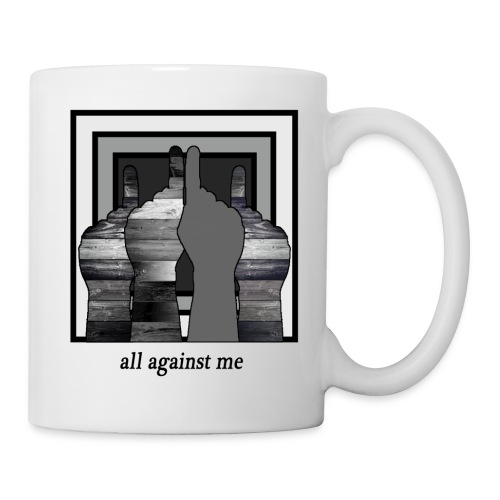 ALL AGAINST ME-2 - Taza