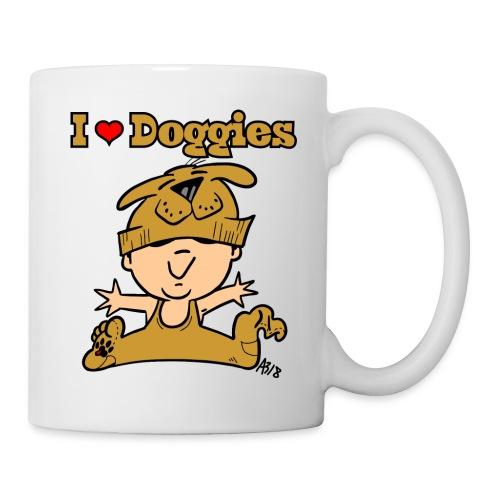 baby i love doggies color - Mok