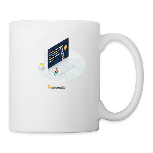 Createur - Mug blanc