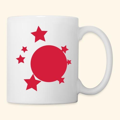 planeta i gwiazdy - Kubek