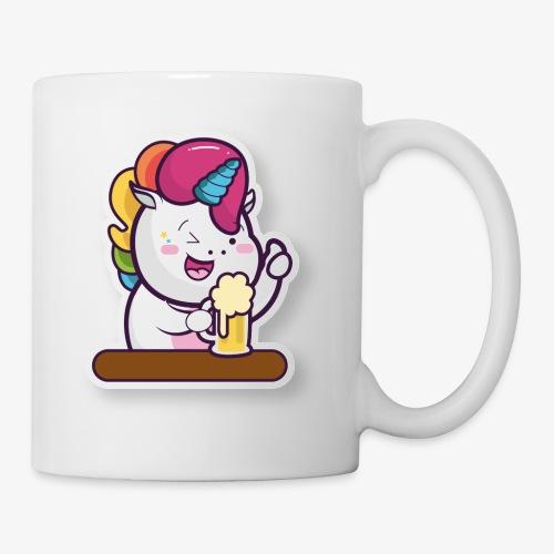 Funny Unicorn - Mug