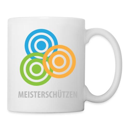 Meisterschützen Vollfarben - Tasse
