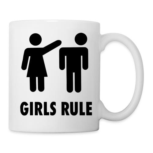 Frauen Macht - Tasse