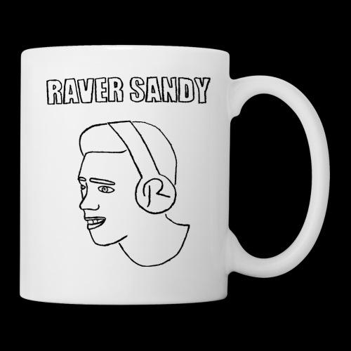Die neuen Raver Sandy Tassen v. 3 - Tasse