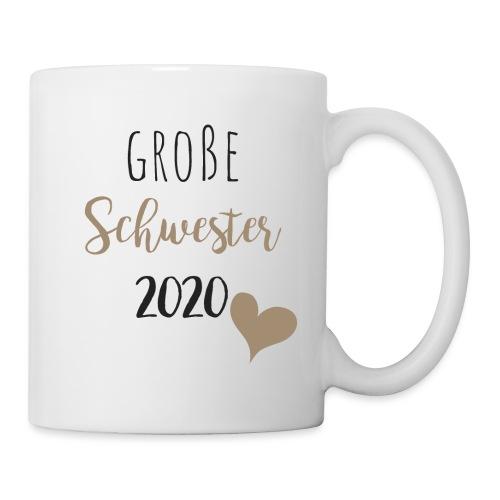 Große Schwester 2020 - Tasse