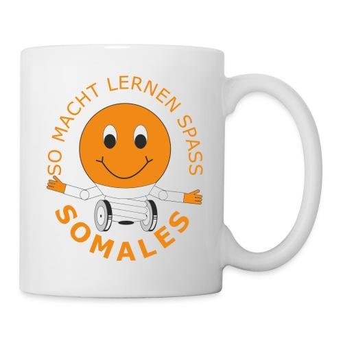 SOMALES - SO MACHT LERNEN SPASS - Tasse