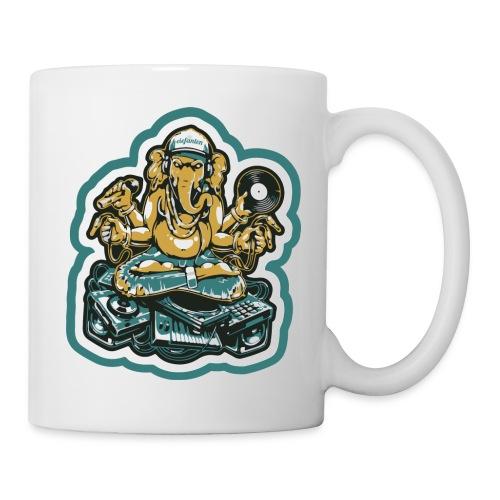 Elefant Ganesha Logo - Kop/krus