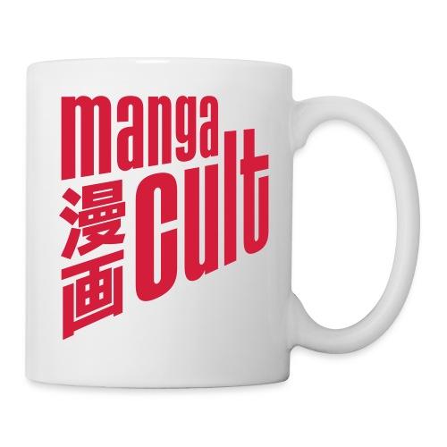 Manga Cult Logo Rot - Tasse