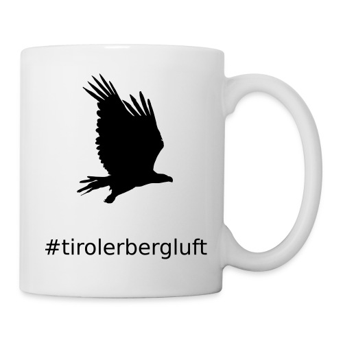 #tirolerbergluft - Tasse