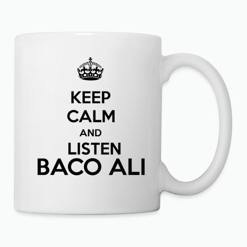 BACO ALI JKEEPgif - Mug blanc