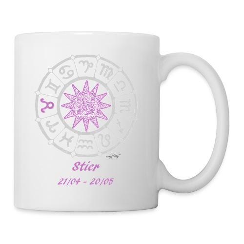 stier_tages_horoskop_qr_c - Tasse