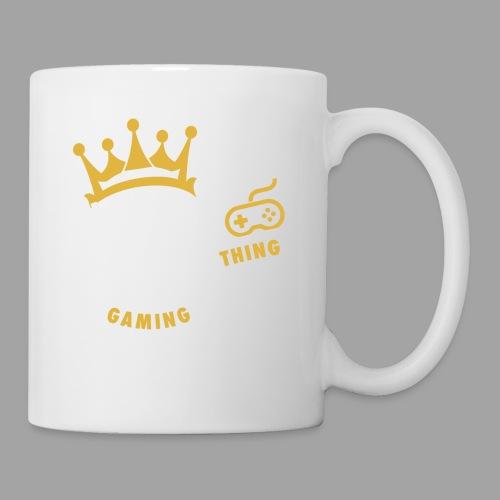 That King Thing Logo - Mug