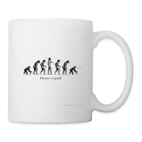 homoeopath classic mug 400dpi - Mug