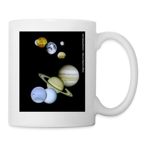 solarsystem - Mug