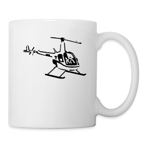 R22 white - Mug
