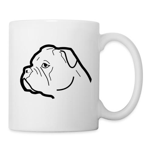 Continental Bulldog Kaffeebecher - Tasse