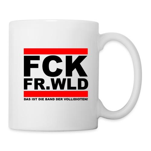 fckfrwld3 png - Tasse
