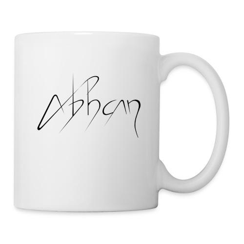 logo abhcan noir png - Mug blanc