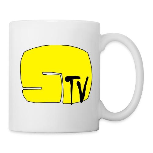 Stupidovizion Logo - Tasse