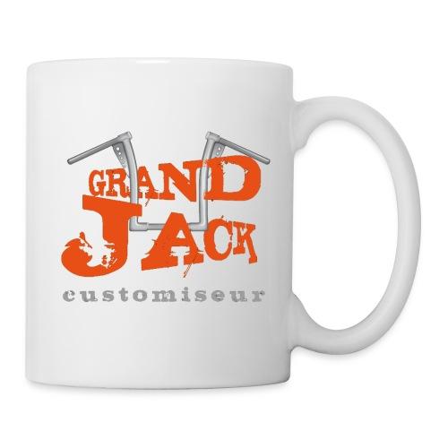grandjack - Mug blanc