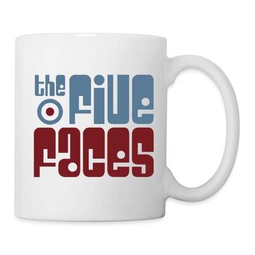 T5F Logo Tshirt Transparent png - Mug